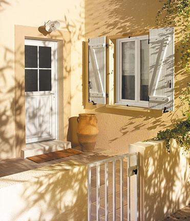 portes d'entrée CONFORT I