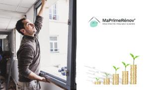 aides financières menuiseries MaPrimRénov' - Les Menuiseries Françaises