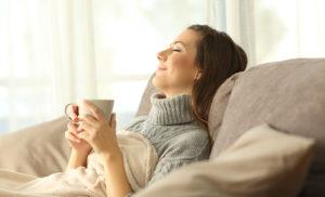 bien-etre dans son logement avec une bonne qualité d'air intérieur
