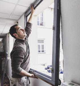 Rénovation menuiserie