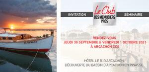 invitation seminiaire club des menuisiers pros - Les Menuiseries Francaises
